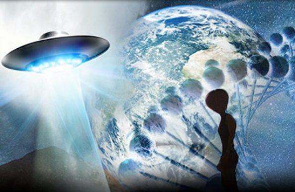¿Los humanos heredaron el ADN extraterrestre?