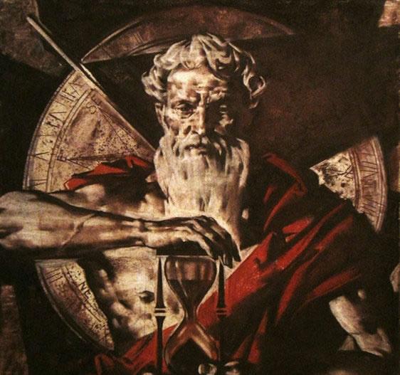 Los Titanes en el origen del Cosmos y la rebelión de las deidades griegos