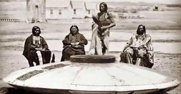 Nativos americanos pensaban que extraterrestres «están viviendo entre nosotros»