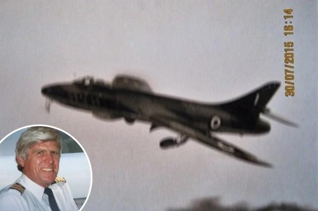 «No eran de este mundo», dijo un ex piloto de la RAF