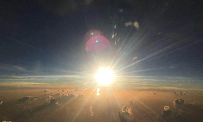 Resulta que la atmósfera de la Tierra está sonando como una campana