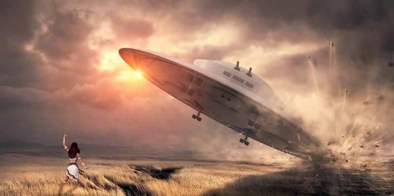 The New York Times podría estar preparando un informe «revelador» de OVNIs caídos