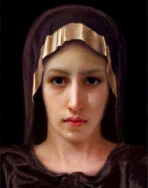 ¿Cómo era el verdadero rostro de la Virgen María? Esta imagen fue elaborada por especialistas