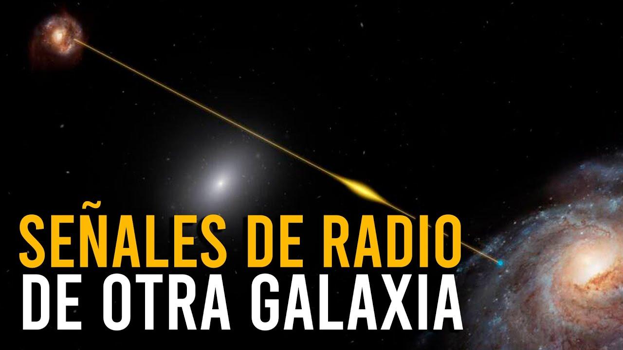 ¡ALUCINANTE! Estamos Recibiendo SEÑALES DE RADIO del Espacio CICLICAMENTE