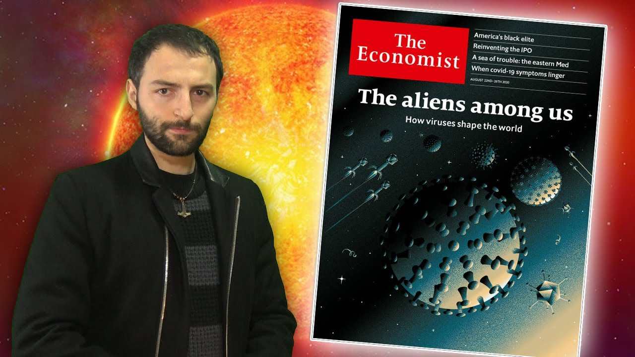ALUCINANTE Nueva Portada de The Economist revela sus secretos (Análisis y opinión)