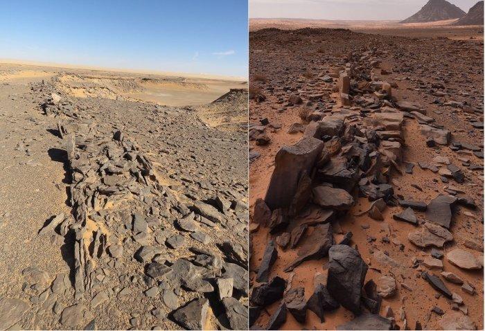 Enormes estructuras de piedra en Arabia Saudita pueden ser las más antiguas del mundo