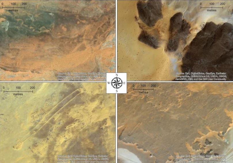 Colosales construcciones de roca en Arabia Saudita pueden ser las más antiguas del planeta