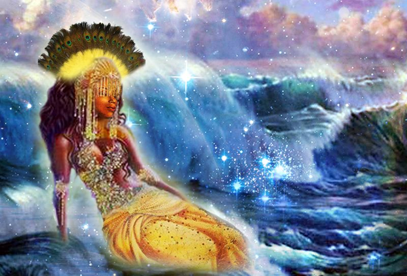 Diluvio Universal: leyendas africanas y oceánicas.