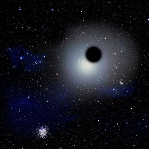 El cosmos terminará con una supernova enana negra