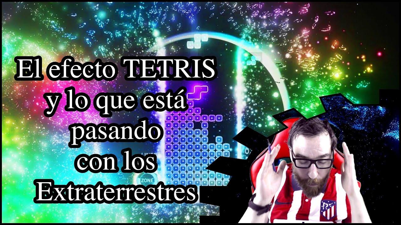 El Efecto Tetris Y Las Actuales Abducciones Extraterrestres