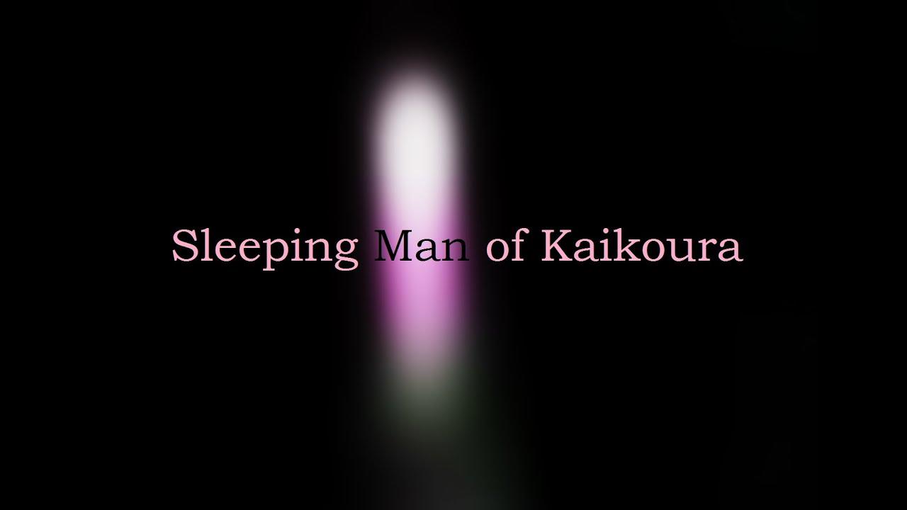 "El ""Hombre Durmiente"" del Misterio OVNI de Kaikoura se asemeja a un Humanoide"