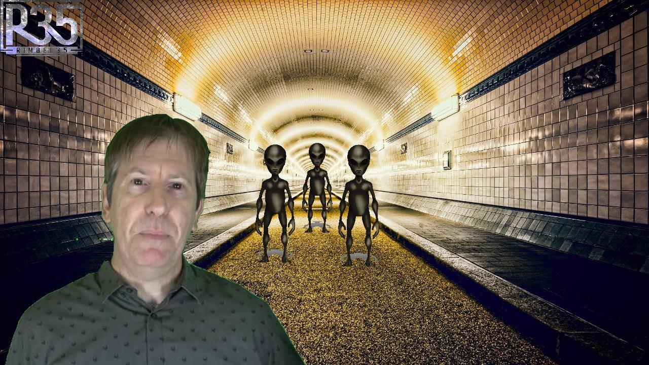 ¿Hay más de 1,400 bases alienígenas subterráneas en todo el mundo?