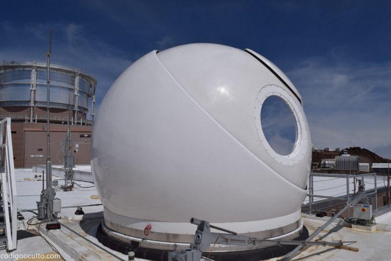 Instalación de NASA transmitirá mensajes al cosmos por medio de láser