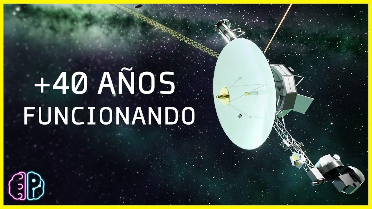 La ENERGÍA ᶜᵃˢᶦ INFINITA del Voyager ⚡ Cómo Funciona una Batería Nuclear