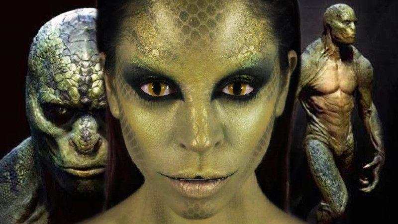 Ocho rasgos reptilianos en humanos, según autores