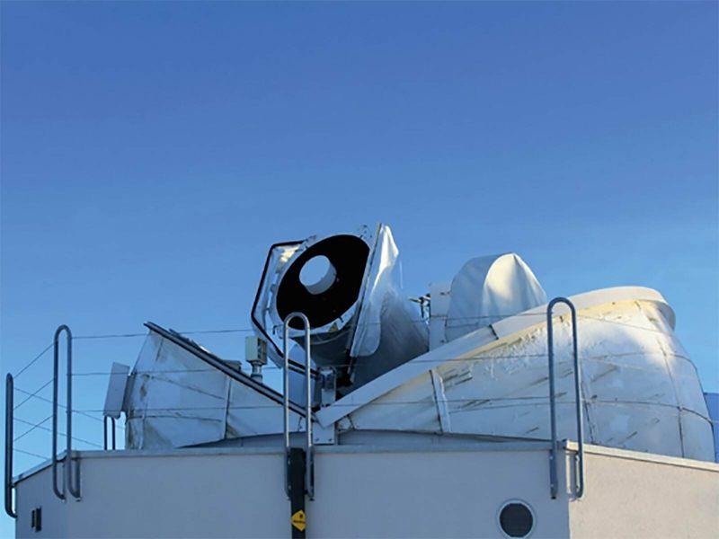 Por vez primera: investigadores observan desechos espaciales durante el día en la órbita