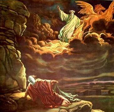 Pruebas de abducciones narradas en la Biblia