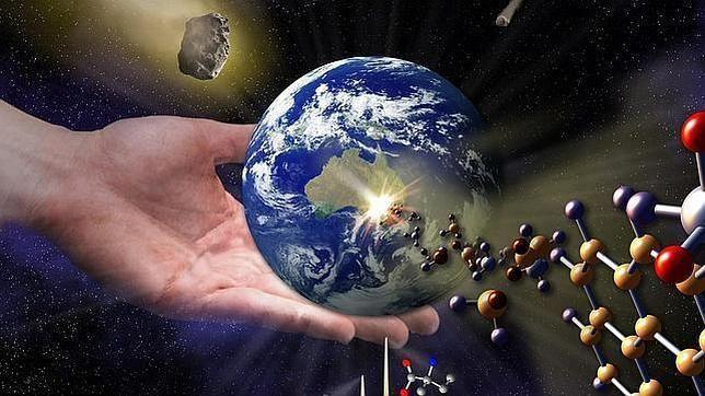 Punto para la Panspermia: La vida pudo venir de Marte. Nueva investigación confirma que es factible