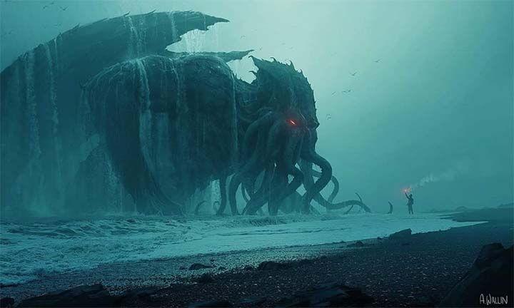 ¿Qué tan real es el Necronomicón? El Culto de Aliah de dioses antiguos