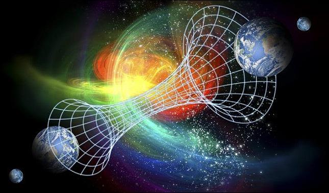 Viajes entre universos y dimensiones paralelas: ¿distintos versiones de la Tierra?.