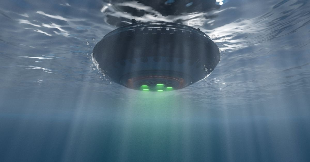 Irlanda podría contener una base OVNI submarina.