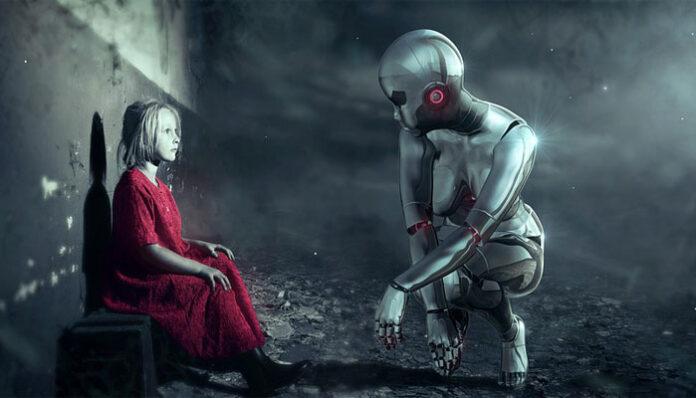 Alienigenas robots: ¿Los verdaderos visitantes de la Tierra?