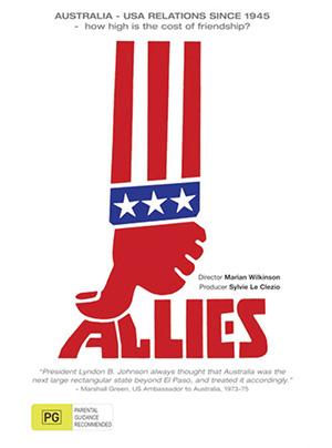 Portada del estreno de la nueva película de Allies