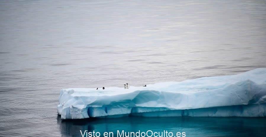 Derretimiento del hielo antártico se muestra irreversible inclusive si cumplimos los objetivos climáticos