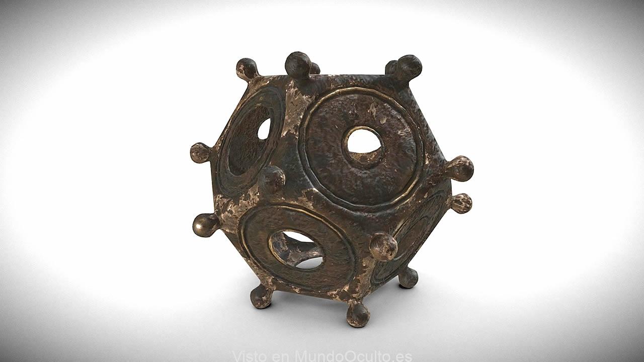 Dodecaedro romano: ¿para qué fue utilizado este enigmatico y antiguo objeto?