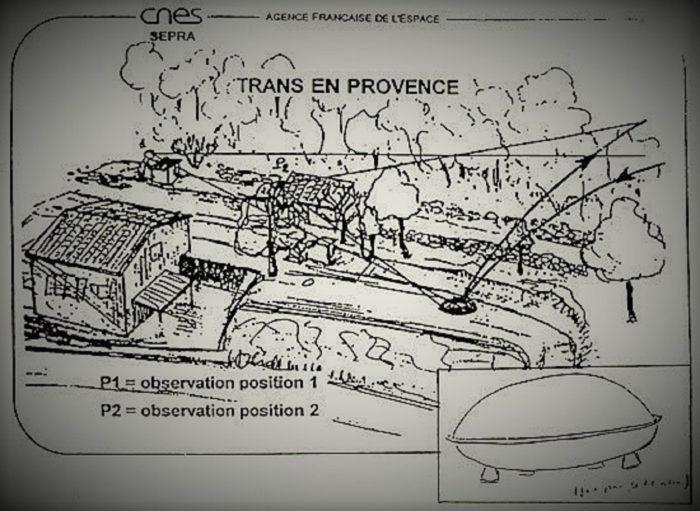 Bosquejo de Trans-en-Provence