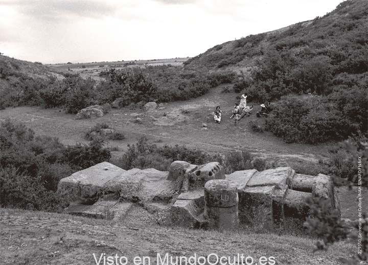 El día que el dios Tláloc llegó a Ciudad de México y se desató una lluvia intensa