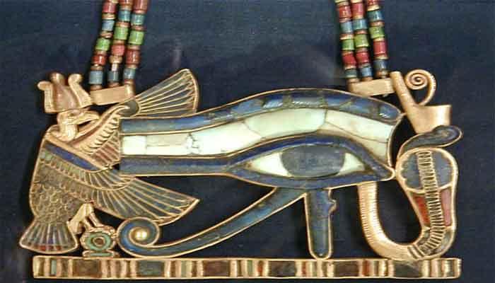 El Ojo de Horus y su conexión profundamente arraigada con la medicina, el mito y el arte en Egipto