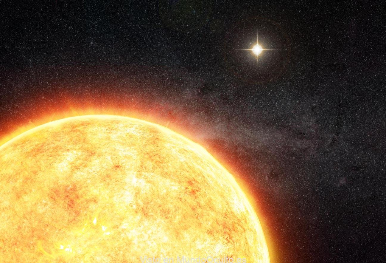 El Sol puede haber iniciado su vida con una compañera binaria