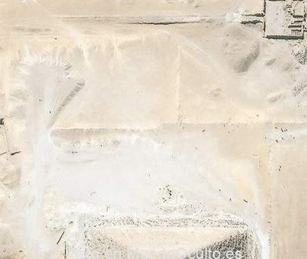 Enigmaticas construcciones gigantescas descubiertas próximas a las Pirámides de Egipto