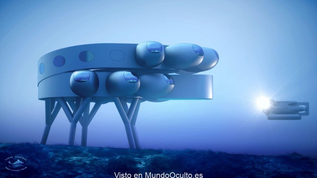 Este es el laboratorio submarino más grande del mundo