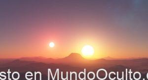 Hace 70 Mil Años, Dos Soles Brillaban En El Cielo