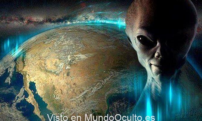 La manipulación e intervención de algunas razas alienígenas para la formación de la Tierra.