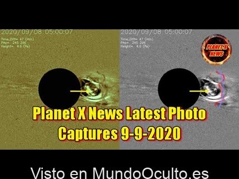 La posibilidad de que el Planeta X sea un planeta nave