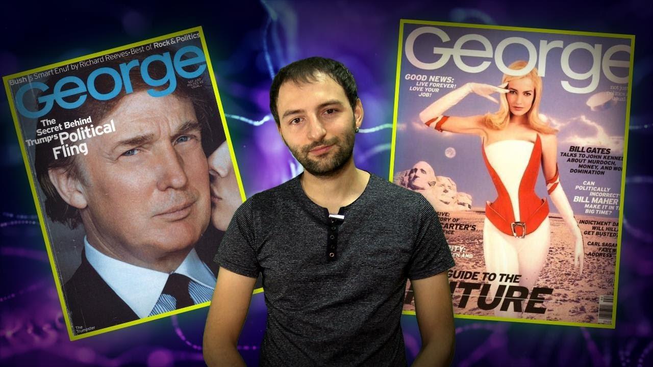 La revista GEORGE esconde un ENORME SECRETO sobre lo que está pasando
