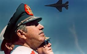 Pinochet sky