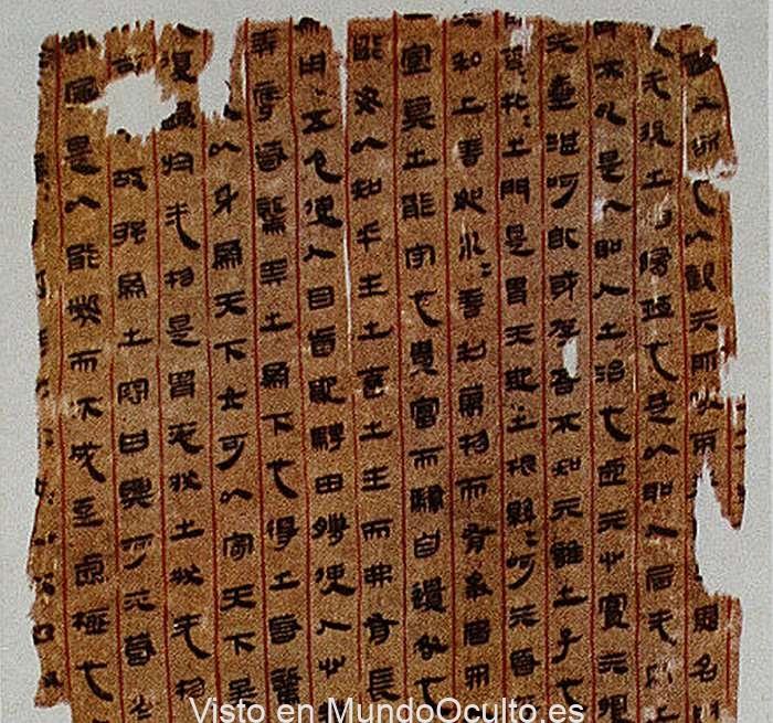 Manuscritos de hace 2.200 años contienen el atlas de anatomía más antiguo del mundo