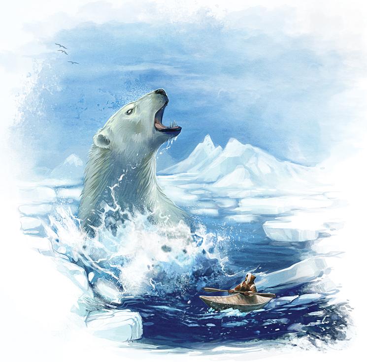 Mitos y leyendas del Ártico 13