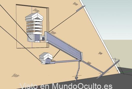 «¡Oh, Dios mío, hay algo allí!» Arqueólogo habla de un hallazgo en la Gran Pirámide