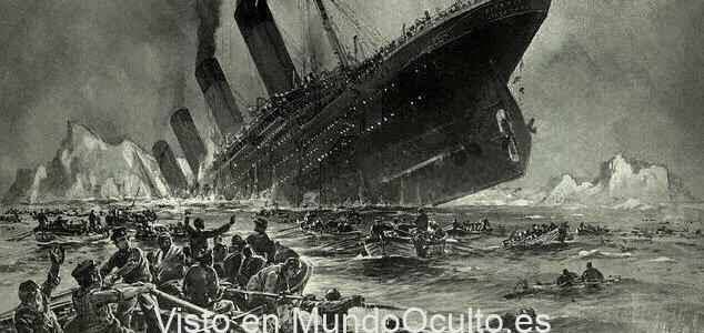 ¿Una llamarada solar causó el desastre del Titanic?