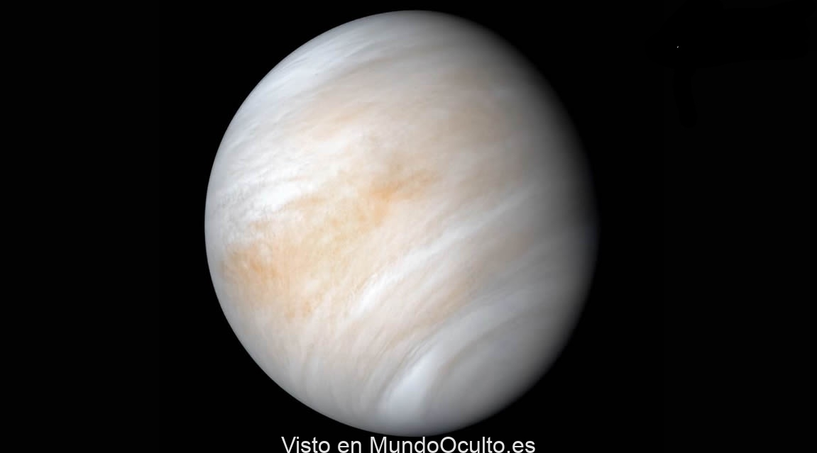 Vida de la Tierra pudo haber viajado a Venus en un asteroide que rozó el firmamento