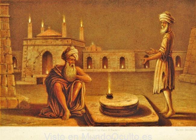 Zoroastrismo una de las religiones más antiguas del mundo