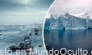 Antártida: ¿Existe una CIVILIZACION EXTRATERRESTRE en el LAGO VOSTOK?