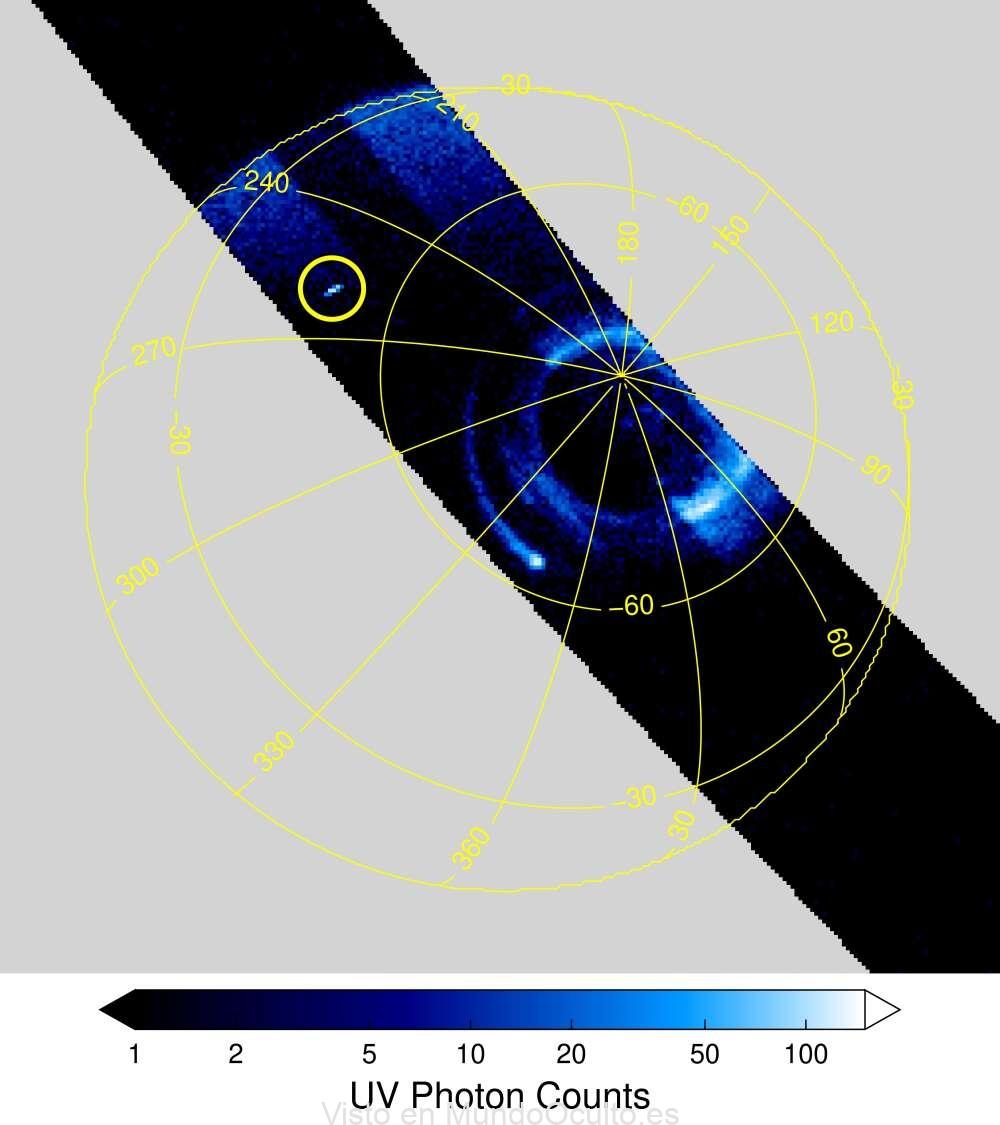Capturan sprites y explosiones eléctricas en la atmósfera de Júpiter por primera vez