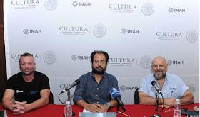 De izquierda a derecha: Roberto Schmittner, Roberto Junco y Guillermo de Anda