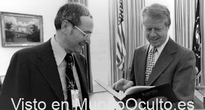 El intento de la administración Carter de crear una Comisión OVNI de la NASA